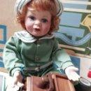 Muñecas Modernas: MUÑECA ASTHON DRAKE GALLERY, EXPRESIVO. NIÑO. Lote 135742670