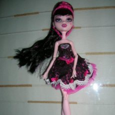 Muñecas Modernas: MONSTER HIGH DRACULAURA. Lote 137198206
