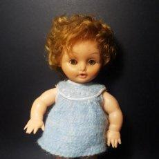 Muñecas Modernas - muñeca francesa de bella años 60 -70 ojos margarita marrones - 137361678