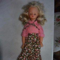 Muñecas Modernas: MUÑECA CATHIE MANIQUÍ DE BELLA FRANCESA AÑOS 70. Lote 138072406