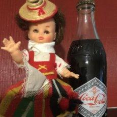 Muñecas Modernas: ANTIGUA MUÑECA REGIONAL. Lote 138521114