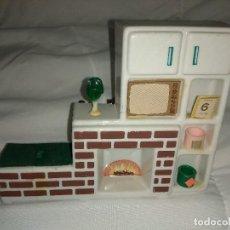Muñecas Modernas: LISSI: MUEBLE PARA CASA O CHALET. Lote 139004186