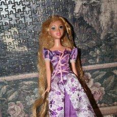Muñecas Modernas: MUÑECA RAPUNZEL DISNEY MATTEL 2009. Lote 140045242