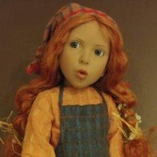 Muñecas Modernas: MUÑECA DE COLECCION EVIANNE AÑO 2003 DE ZWERGNASE. Lote 140924442