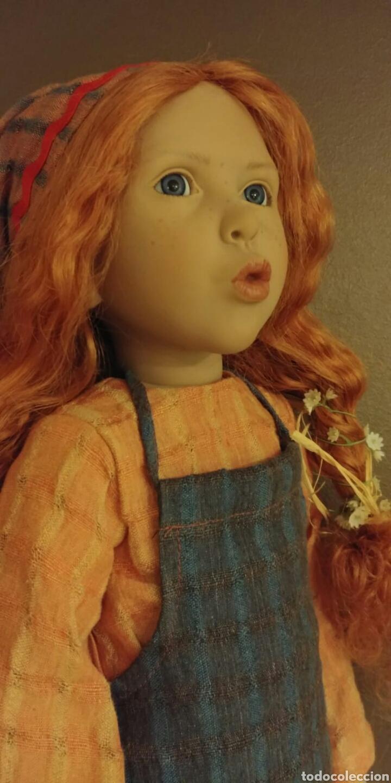 Muñecas Modernas: MUÑECA DE COLECCION EVIANNE AÑO 2003 DE ZWERGNASE - Foto 3 - 140924442