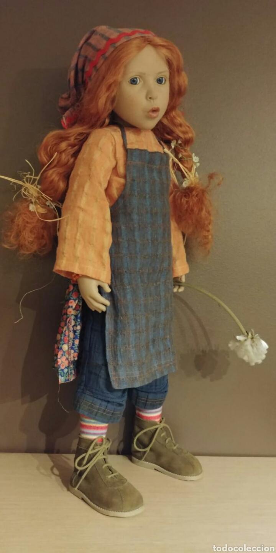 Muñecas Modernas: MUÑECA DE COLECCION EVIANNE AÑO 2003 DE ZWERGNASE - Foto 4 - 140924442