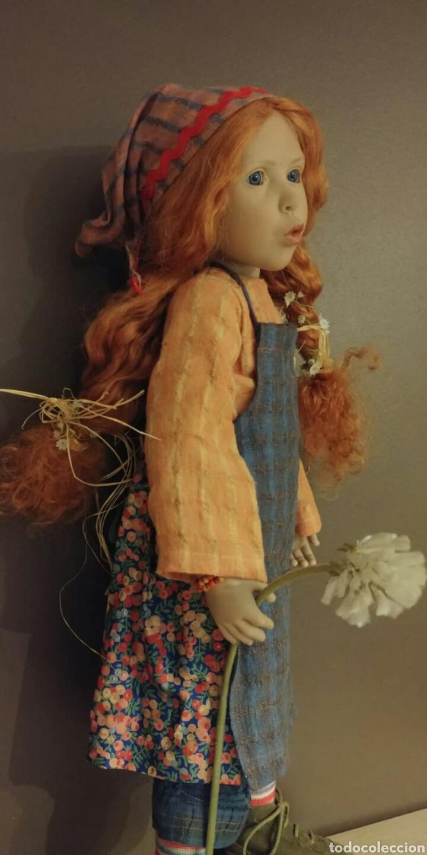 Muñecas Modernas: MUÑECA DE COLECCION EVIANNE AÑO 2003 DE ZWERGNASE - Foto 7 - 140924442