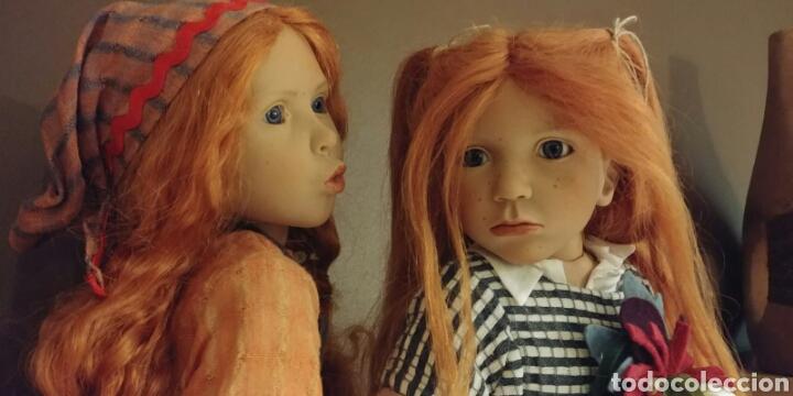 Muñecas Modernas: MUÑECA DE COLECCION EVIANNE AÑO 2003 DE ZWERGNASE - Foto 8 - 140924442