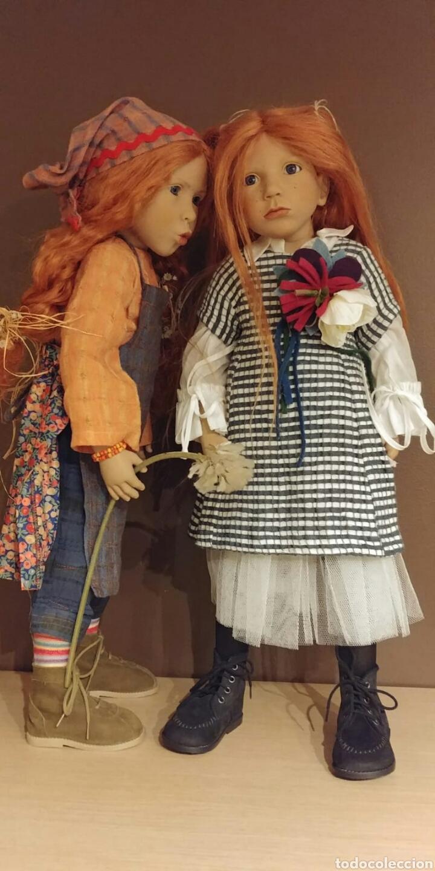 Muñecas Modernas: MUÑECA DE COLECCION EVIANNE AÑO 2003 DE ZWERGNASE - Foto 11 - 140924442