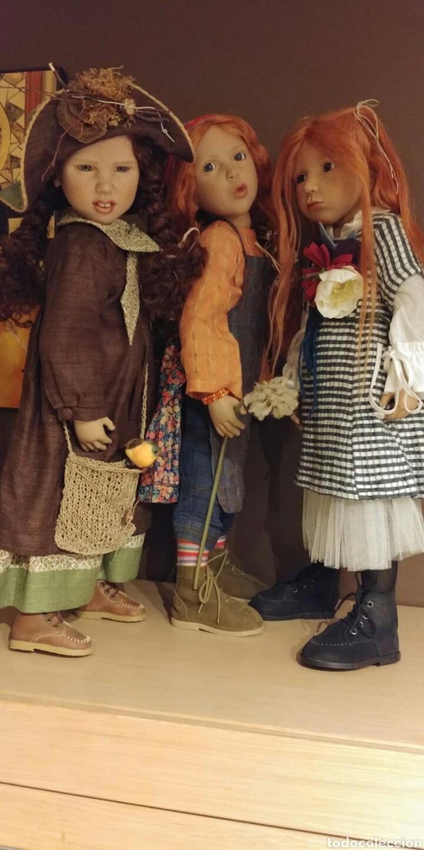 Muñecas Modernas: MUÑECA DE COLECCION EVIANNE AÑO 2003 DE ZWERGNASE - Foto 12 - 140924442