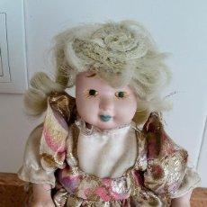 Muñecas Modernas: MUÑECA MAS QUE ANTIGUA. Lote 142324910