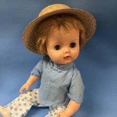 Muñecas Modernas: PRECIOSO BEBÉ AMERICANO AÑOS 60 GRANDE. Lote 142462801