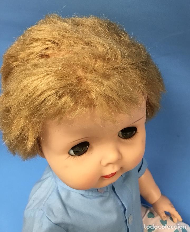 Muñecas Modernas: Precioso bebé americano años 60 grande - Foto 3 - 142462801