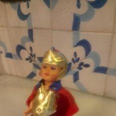 Muñecas Modernas: ANTIGUA MUÑECA / ROMANO DE ROMA / ITALIA DE CELULOIDE O PLASTICO. Lote 142776490