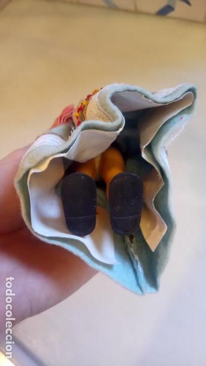 Muñecas Modernas: Antigua muñeca durmiente de pisa / italia de ropa - Foto 4 - 142785978