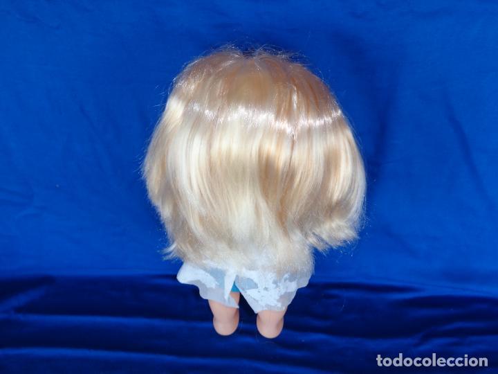 Muñecas Modernas: CABBAGE PATCH KIDS ORIGINAL CPK MIDE UNOS 38 CM, AÑO 1983, PELO A MECHAS UNA MARAVILLA! SM - Foto 7 - 142786210