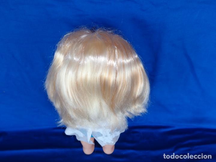 Muñecas Modernas: CABBAGE PATCH KIDS ORIGINAL CPK MIDE UNOS 38 CM, AÑO 1983, PELO A MECHAS UNA MARAVILLA! SM - Foto 9 - 142786210