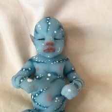 Muñecas Modernas: MINI AVATAR DE SILICONA DE PLATINUM, DE BABYCLON, NUEVO, CHICO. Lote 143639358