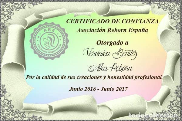 Muñecas Modernas: PRECIOSA REBORN DELKIT MAIZIE DE ANDREA ARCELLO, ED. LIMITADA Y AGOTADA - Foto 4 - 143642430