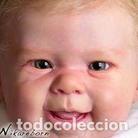 Muñecas Modernas: PRECIOSA REBORN DELKIT MAIZIE DE ANDREA ARCELLO, ED. LIMITADA Y AGOTADA - Foto 5 - 143642430
