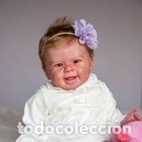 Muñecas Modernas: PRECIOSA REBORN DELKIT MAIZIE DE ANDREA ARCELLO, ED. LIMITADA Y AGOTADA - Foto 17 - 143642430