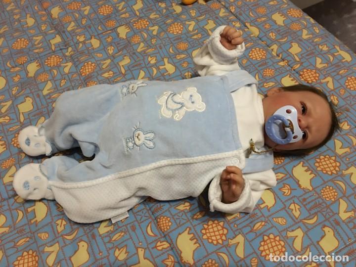 Muñecas Modernas: precioso reborn del kit ANGEL de OLGA AUER, ED. LIMITADA Y AGOTADÍSIMA - Foto 7 - 143647038