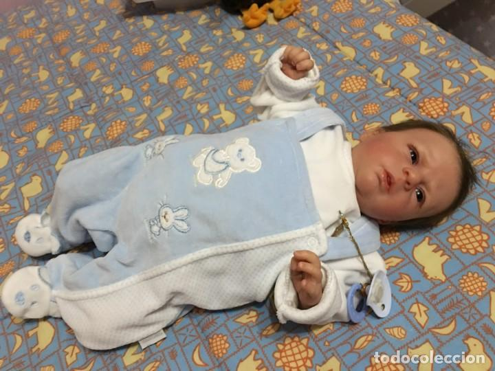 Muñecas Modernas: precioso reborn del kit ANGEL de OLGA AUER, ED. LIMITADA Y AGOTADÍSIMA - Foto 8 - 143647038