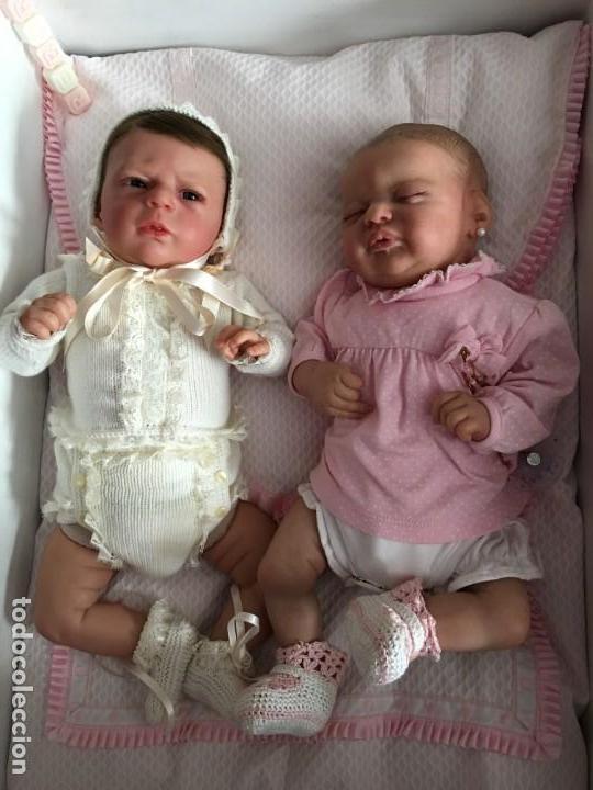 Muñecas Modernas: precioso reborn del kit ANGEL de OLGA AUER, ED. LIMITADA Y AGOTADÍSIMA - Foto 6 - 143647038