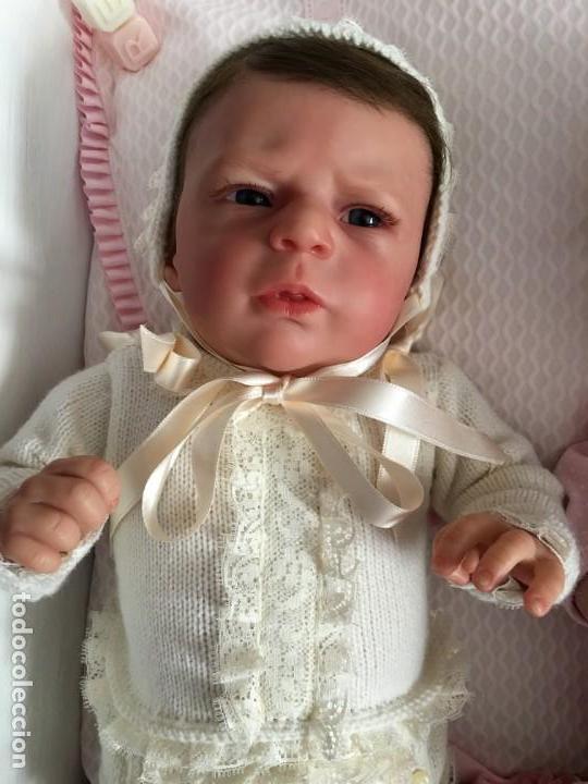 Muñecas Modernas: precioso reborn del kit ANGEL de OLGA AUER, ED. LIMITADA Y AGOTADÍSIMA - Foto 4 - 143647038