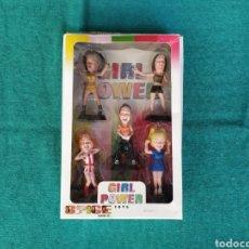 Muñecas Modernas: MUÑECAS SPICE GIRLS VINTAGE. Lote 143899869