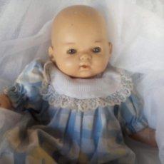 Muñecas Modernas: MUÑECO BEBE MUY BLANDITACUERPO DE TELA Y GOMA. Lote 145200842