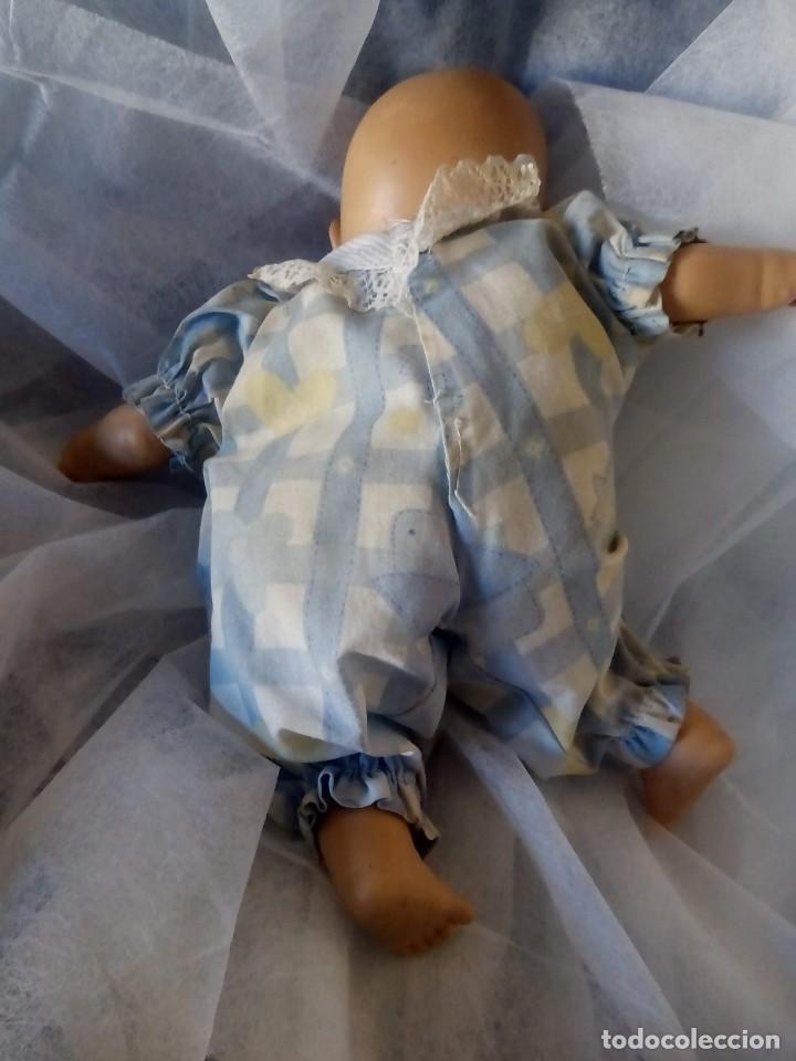 Muñecas Modernas: muñeco bebe muy blanditacuerpo de tela y goma - Foto 3 - 145200842