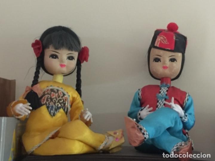 ORIGINALISIMOS MUÑECOS (Juguetes - Muñeca Extranjera Moderna - Otras Muñecas)