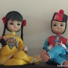 Muñecas Modernas: ORIGINALISIMOS MUÑECOS. Lote 145904246