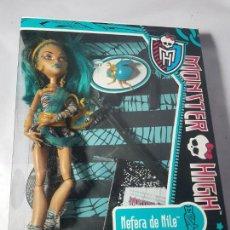 Muñecas Modernas: MUÑECA MONSTER HIGH - NEFERA DE NILE. Lote 146033914