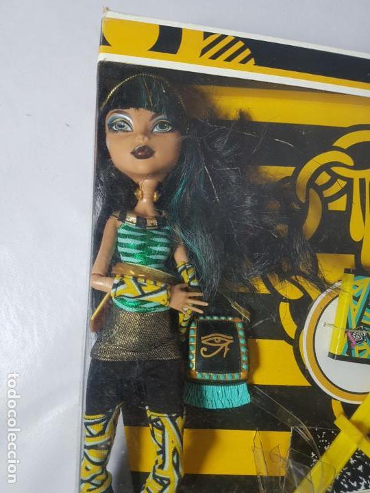 Muñecas Modernas: muñeca monster high - cleo de nile 2011 - Foto 2 - 146034118