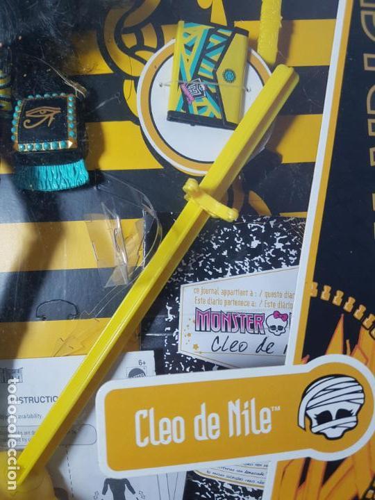 Muñecas Modernas: muñeca monster high - cleo de nile 2011 - Foto 3 - 146034118