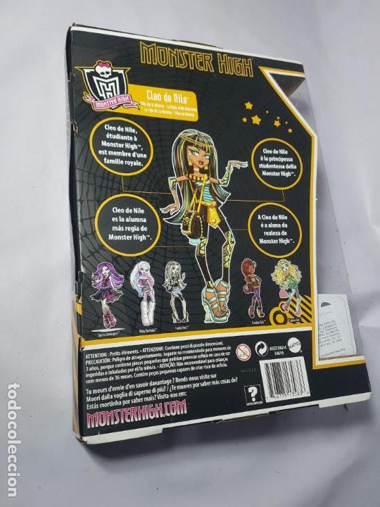 Muñecas Modernas: muñeca monster high - cleo de nile 2011 - Foto 4 - 146034118