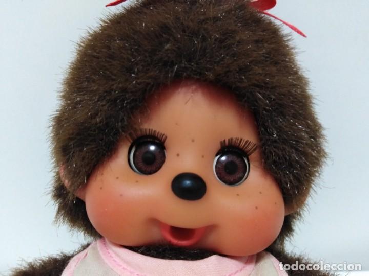 Muñecas Modernas: Muñeca Monchhichi (Monchichi - Monkiki) de ojos durmientes - Foto 3 - 147744238