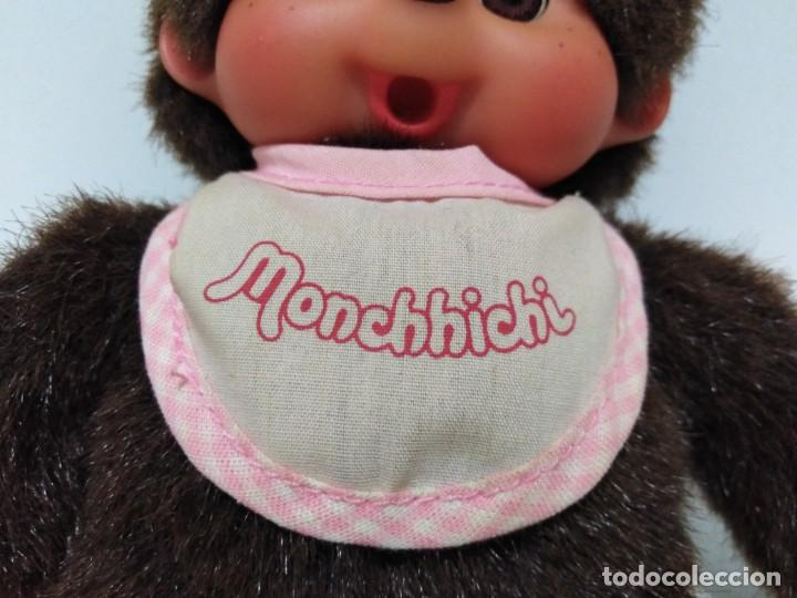Muñecas Modernas: Muñeca Monchhichi (Monchichi - Monkiki) de ojos durmientes - Foto 4 - 147744238