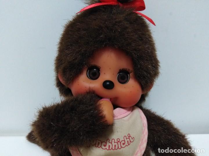 Muñecas Modernas: Muñeca Monchhichi (Monchichi - Monkiki) de ojos durmientes - Foto 5 - 147744238