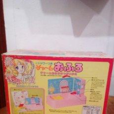 Muñecas Modernas: JUGUETE ANTIGUO JAPONES CANDY CANDY BAÑERA CON MUÑECO KEWPIE. Lote 149544188