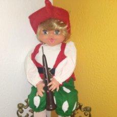 Muñecas Modernas: FLAUTISTA DE HAMELIN . Lote 150621034