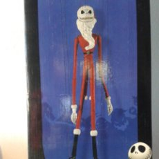Muñecas Modernas: SANTA JACK MARIONETA PESADILLA ANTES DE NAVIDAD NECA ORIGINAL. Lote 151130778