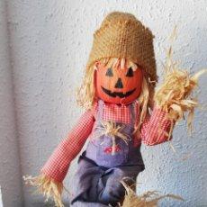 Muñecas Modernas: ESPANTAPÁJAROS DE PAJA . Lote 151332622