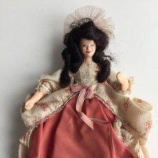 Muñecas Modernas: MUÑECA REALIZADA A MANO , POSIBLEMENTE INGLESA - SHALLOWPOOL . Lote 151392094