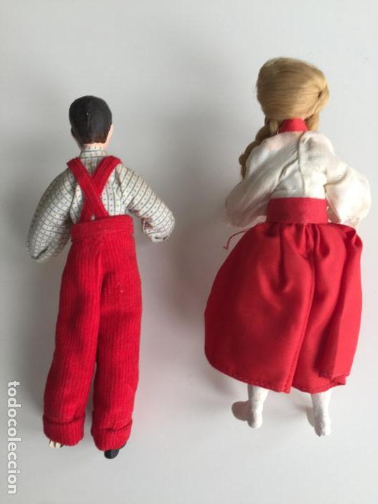Muñecas Modernas: MUÑECOS REALIZADOS A MANO , POSIBLEMENTE INGLESES - SHALLOWPOOL - Foto 4 - 151392414
