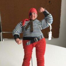 Muñecas Modernas: CORNISH SHALLOWPOOL DOLL - PIRATA. Lote 151393098