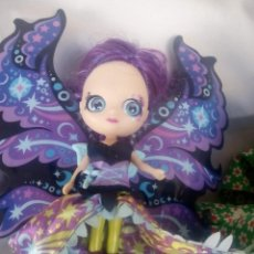 Muñecas Modernas: MINI BLYTHE DOLL MOONLIGHT FAIRY BLYTHE LITTLEST PET SHOP CUTE FAIRY MOON. Lote 151549430
