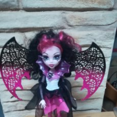 Muñecas Modernas: DRACULAURA MONSTER HIGH. Lote 151961982